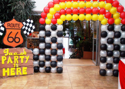 The Glass Garden events Venue Kiddie Birthday Party