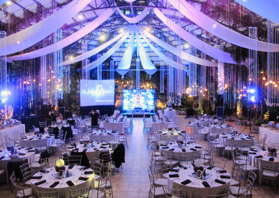 The Glass Garden Events Venue Pasig Debut