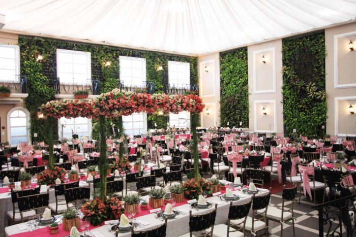 hanging gardens events venue qc