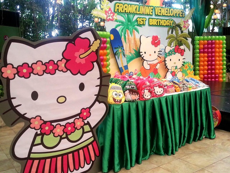 The Purr-fect Hello Kitty Party