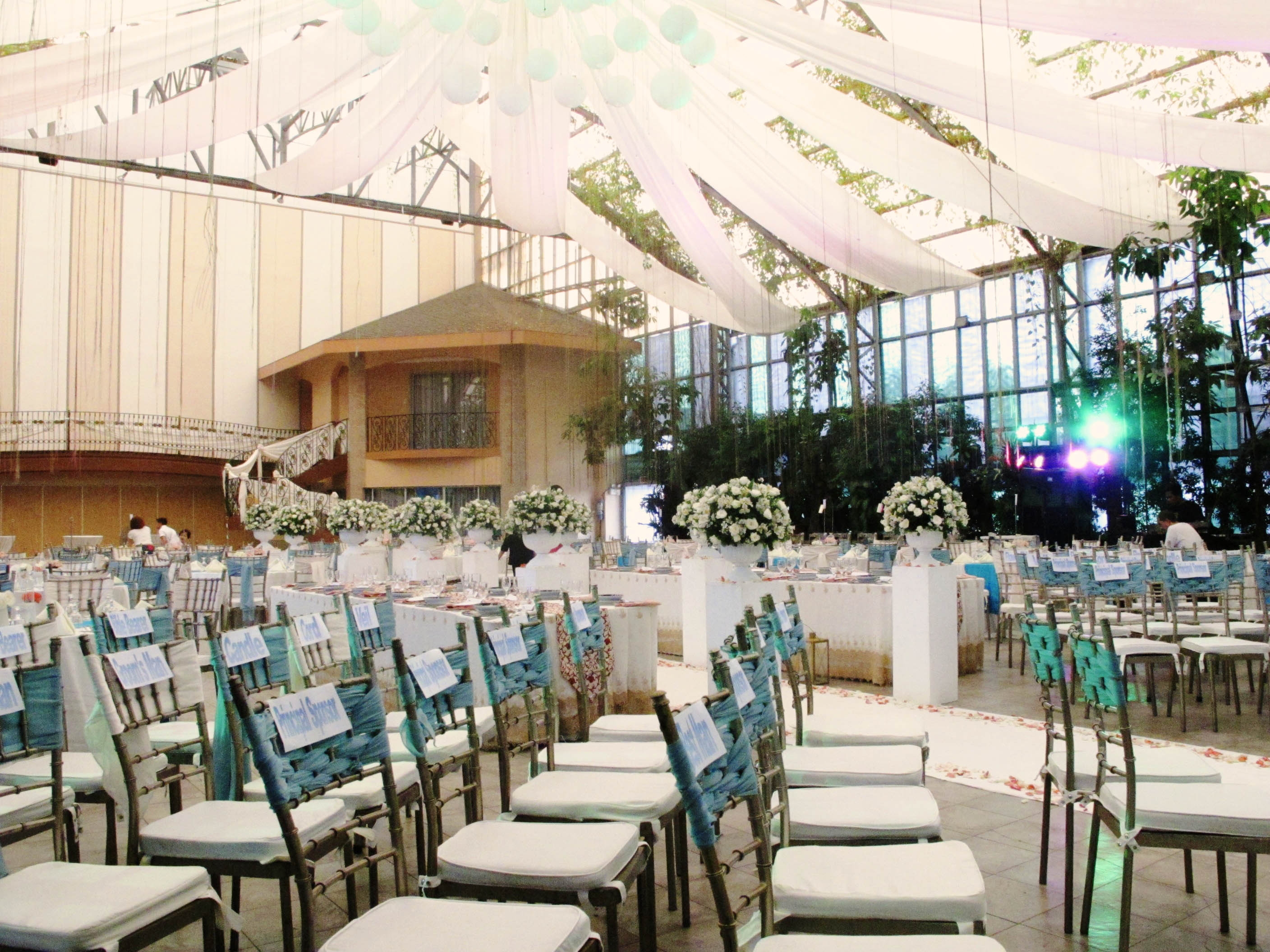 Weddings Glass Garden Events Venue