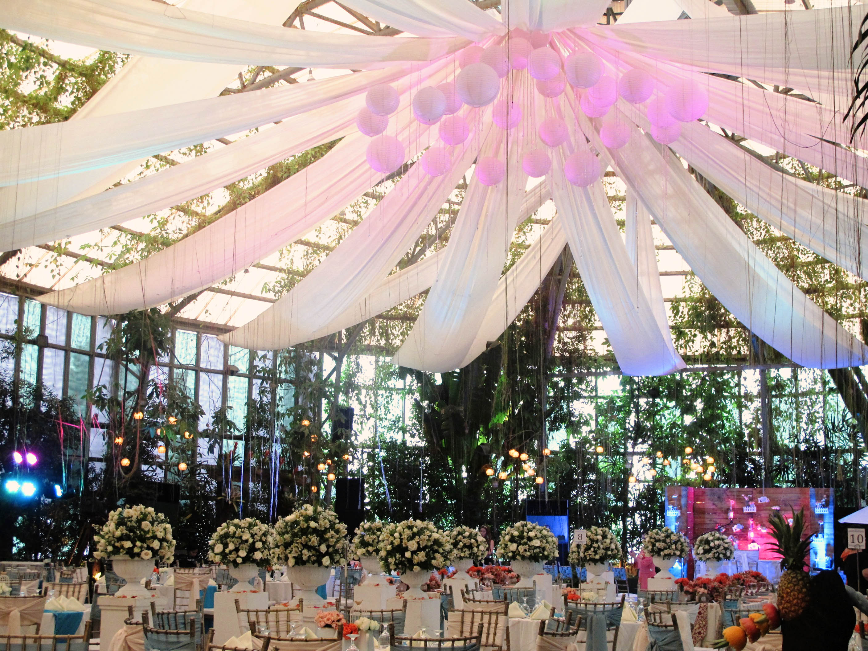 glass garden events venue wedding - Glass Garden