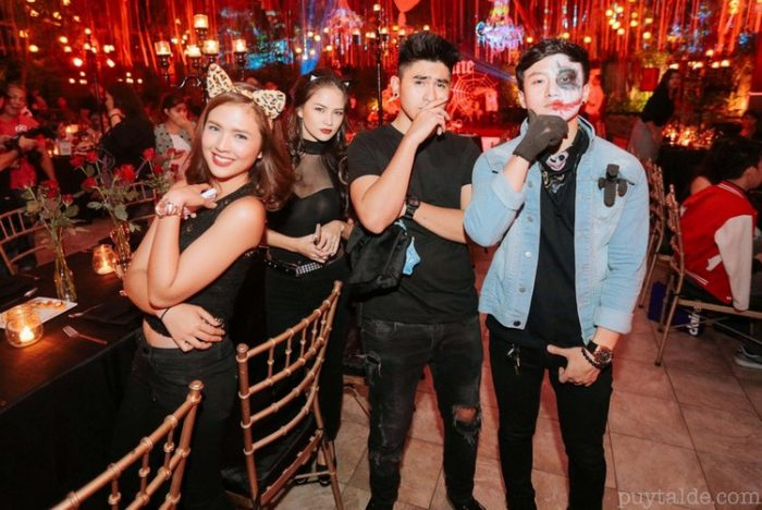 Nadine Lustre Birthday Party