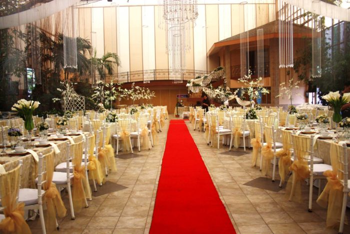 Glass Garden Events Place Pasig