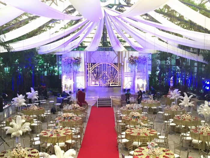 events venue for debuts in qc