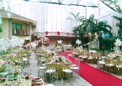 debut events place in quezon city