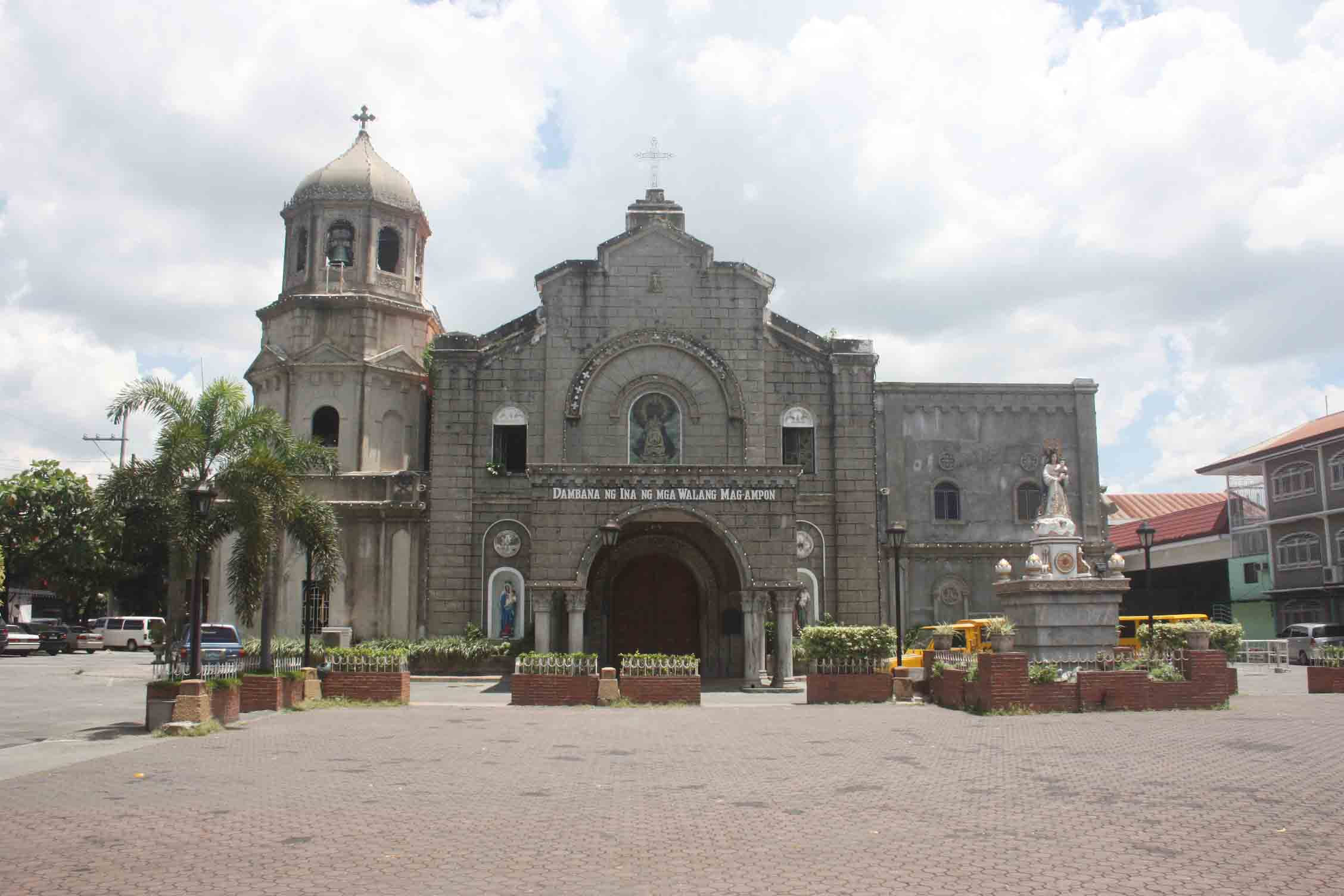Our Lady of the Abandoned Parish