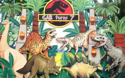 Jurassic Park 7th Birthday